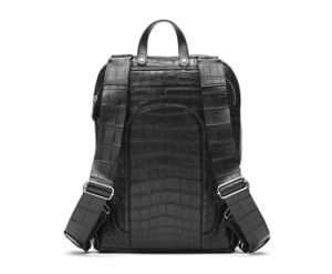 Wholesale Factory Crocodile Leather fashion Backpack (LDO-1002) pictures & photos