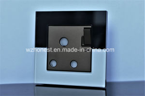 Best Sell Luxury Smart Electric Wall Switch for Home Use 1 Gang One Way pictures & photos