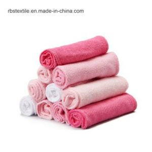 Competitive Knitted Cotton Baby Bath Towel Receiving Blanket pictures & photos