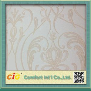 2015 Fashion New Design Non-Woven Wallpaper/Textile Wallpaper/3D Wall Covering Fabric pictures & photos