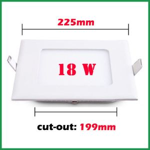 India Price 18W Kitchen SMD LED Ceiling Light pictures & photos