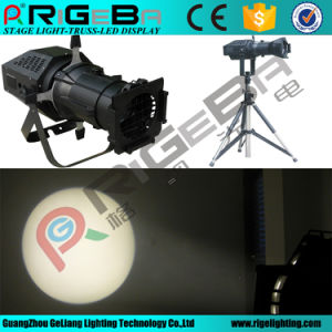 200W LED White Color Spot Profile Stage Light pictures & photos