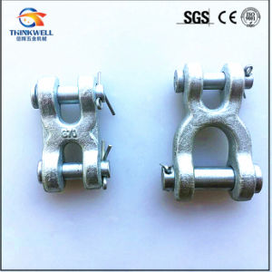 S249 H Type Chain Connector Twin Clevis Links pictures & photos