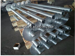 Solar Mounting Ground Anchor Ground Screw Pile pictures & photos