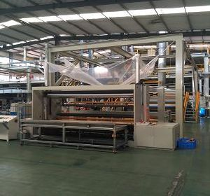 2400mm SSS Non Woven Fabric Production Line pictures & photos