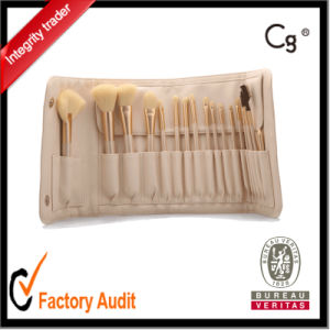 Fashion Color 17PCS Set Makeup Brush Set pictures & photos
