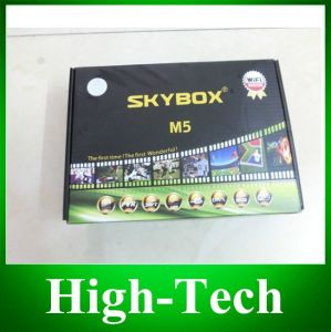 Original Skybox M5 HD WiFi Build in Ali3606 New Model Satllite Receiver Skybox M5