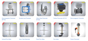 Gas Flowmeter Glass Tube Rotameter pictures & photos