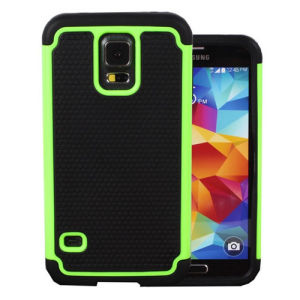 3 in 1 Combo Hybrid Hard Case for Samsung Galaxy S5 I9600 pictures & photos