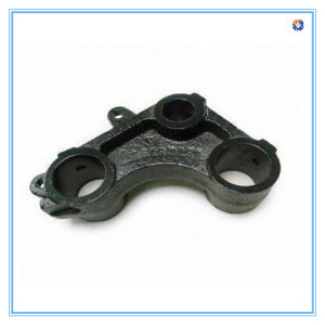 Gray Iron Casting Bracket for Machine Joint Parts Black pictures & photos