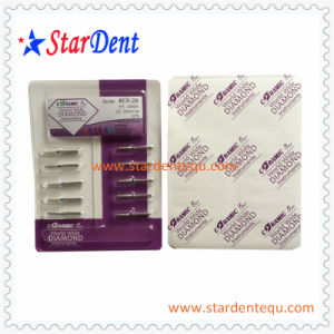 New Dental Diamond Burs (10PCS/packing) of Medical Supply pictures & photos