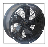 Metal Cylinder Fans 250mm - 600mm pictures & photos