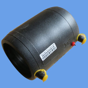 Coupling HDPE Electrofusion Reducing Fitting for Water Supply pictures & photos