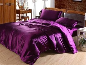Natural Luxurious Smooth Mulberry Silk Comforter Bedding Set
