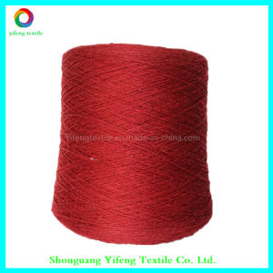 100%Acrylic Coarse Knitting Yarn for Sweater (2/16nm dyed yarn)
