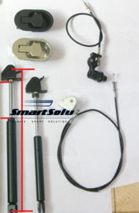 Rigid Lockable Controllable Gas Springs for Hospital pictures & photos