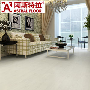 White Europe Oak 12.3mm Laminate Wood Flooring pictures & photos