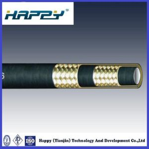 1/4 Inch High Pressure 5000 Psi Hydraulic Hose SAE R16 pictures & photos