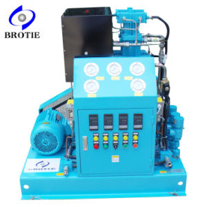 Brotie High Pressure Ow-10-4-150 Totally Oil-Free Oxygen Compressor (10Nm3/h, 150bar) pictures & photos