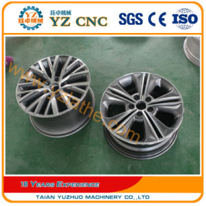 Wrc30 Alloy Wheel Lathe for Alloy Wheel Repair pictures & photos