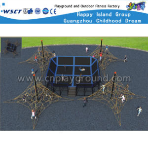 New Design Children Outdoor Rope Climbing Playgroudns HD-Kq50118b pictures & photos