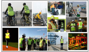 3-Layer Mesh Safety Vest Class 2 pictures & photos