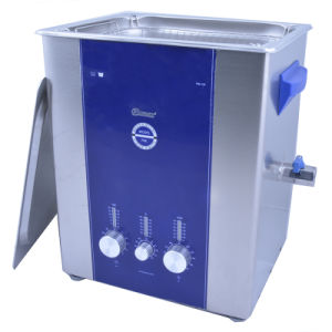 Adjustable Ultrasonic Cleaner Pml100 with Manual Control