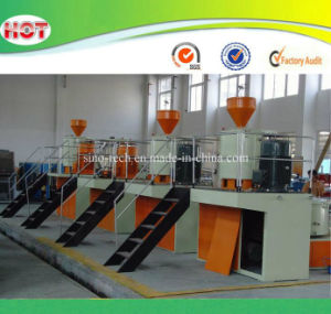 Vertical and Horizontal High Speed PVC Mixer/Wood PVC Mixer Unit pictures & photos