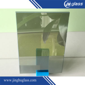 4mm Dark Bronze Laminatd Reflective Glass for Window pictures & photos