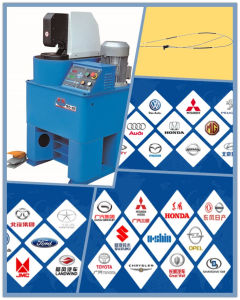 Side Open/Side Feed Hose Crimping Machine/ Cable Crimping Machine for Automobile Control Cable Assembly pictures & photos
