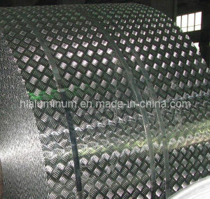 Different Patterns Checkered Plate Aluminum for Decoration in China pictures & photos