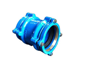 Ductile Iron Pipe Fitting Dismantling Joint pictures & photos