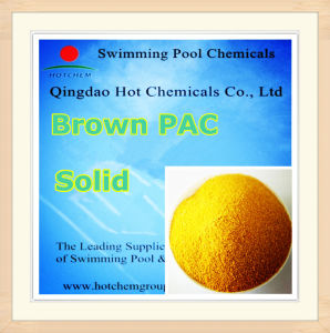 CAS 1327-41-9 Water Treatment Flocculant Chemical Poly Aluminium Chloride PAC pictures & photos