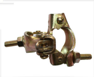 En74 Standard Pressed Scaffolding Swivel Coupler 360 Degree Scaffolding Fittings pictures & photos
