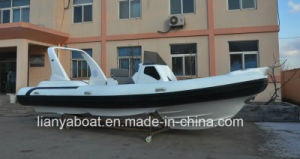 Liya 7.5m Ski Boat Power Boat Military Boats for Sale pictures & photos