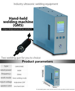 Hot Sale IC Card Ultrasonic Spot Welding Machine Competitive Price pictures & photos