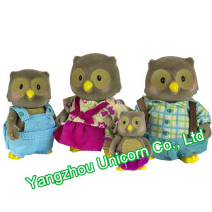 CE Stuffed Plush Soft Cozy Baby Appease Toy Owl pictures & photos