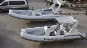 Liya 5.2m Ribs Boat Sale Rigid Inflatable Boat Manufacturers China pictures & photos