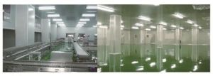 Aluminum Honeycomb Panels for Clean Room pictures & photos