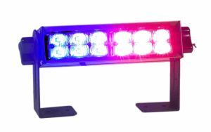 Red and Blue LED Visor Light (LTE0771) pictures & photos