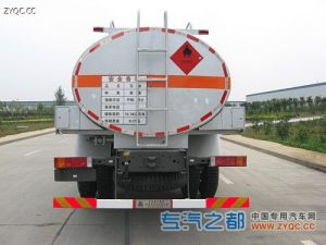 Bowser Truck, Wheelbase (mm) 4500, Stainless Steel