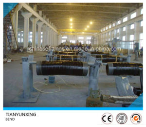 Uni9099 DIN30670 API 3lpe Coating Bends pictures & photos