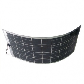 China 120w Flexible Solar Panel For Caravan In Camping