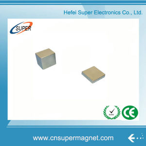 Promotional N38 Strong Neodymium Block Magnet pictures & photos