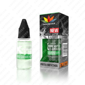 E-Liquid 10ml Pg/Vg 0-36mg for Kits EGO Mod Cylinder Packaging Concentrated Flavor E-Liquid pictures & photos