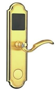 RF Card Hotel Lock (JS-8013-2) pictures & photos