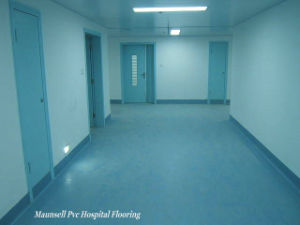 Medical / Operation Room PVC Flooring pictures & photos