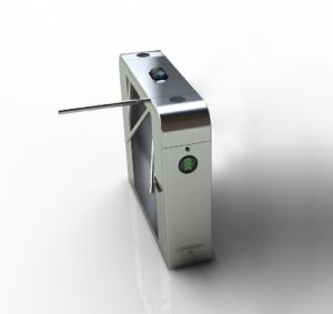 Barcoder Controlled Full Automatic Tripod Turnstile pictures & photos