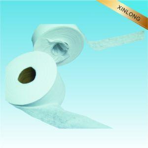 Polyester&Viscose Blends Spunlaced Non Woven Fabric pictures & photos