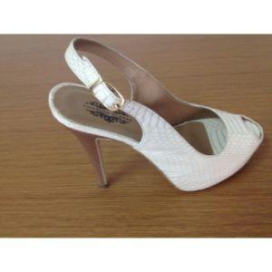 New Ladies Sling Back Sandals (HCY10-099)